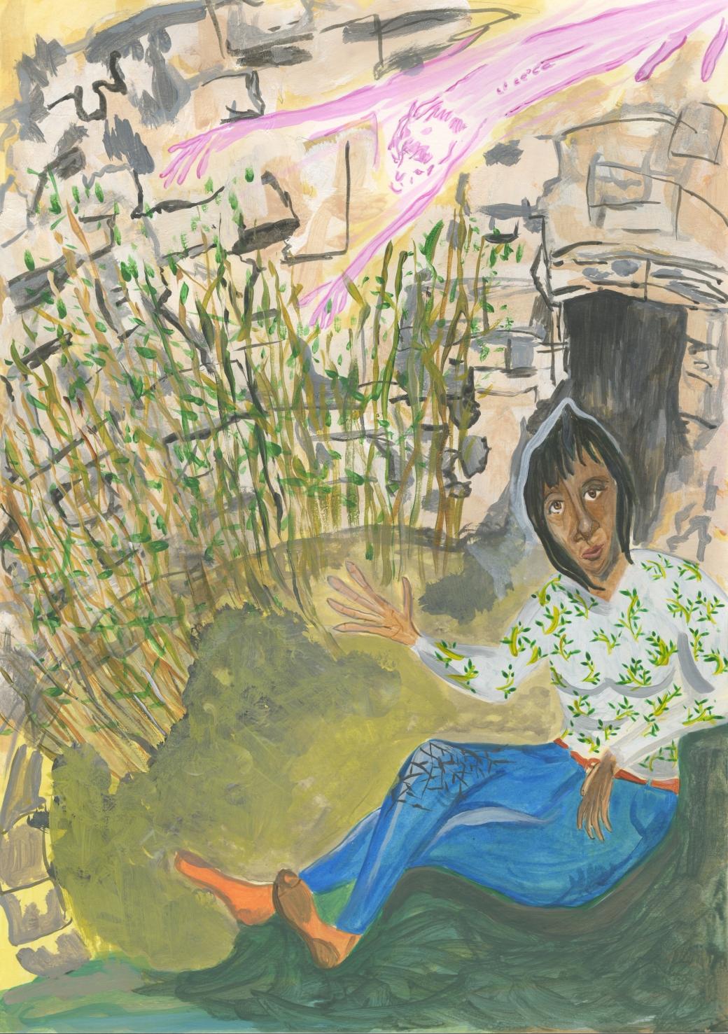 Anita Klein inspired